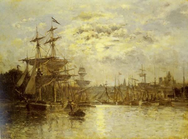 Bassin A Caen